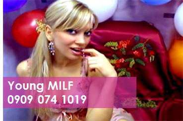 Young MILF 09090741019 Sex Chat Line
